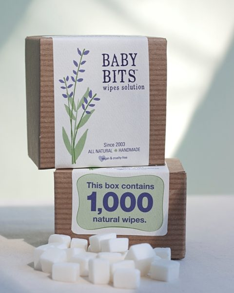 Baby Bits Wipe Cubes